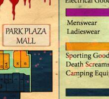 Chopping Mall - Horror Movie T-shirt Sticker
