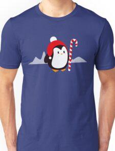 Kawaii Christmas Penguin Unisex T-Shirt