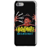 Freddy 8 bit iPhone Case/Skin