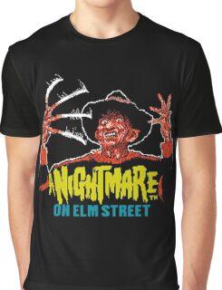 Freddy 8 bit Graphic T-Shirt