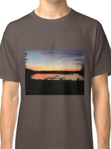 Camp Burgess Waterfront Classic T-Shirt