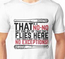 Negan Quote! Unisex T-Shirt