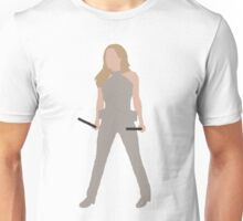 The White Canary Unisex T-Shirt