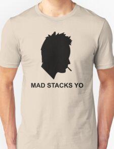 Jesse Pinkman Aaron Paul Mad Stacks Yo Breaking Bad White T Shirt S 5XL (Mens) and S 2Xl (Womens) Unisex T-Shirt
