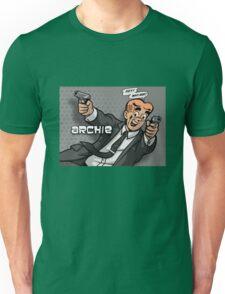 Archer meets Archie Unisex T-Shirt