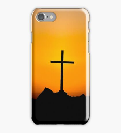 The Christian Cross iPhone Case/Skin