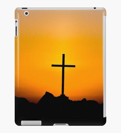The Christian Cross iPad Case/Skin