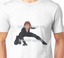 Feminist Agenda Natasha Unisex T-Shirt
