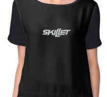 Skillet III. Chiffon Top