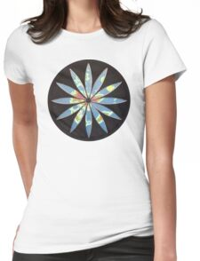 Jerusalem centred  Womens Fitted T-Shirt