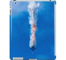 A Jet with Flare iPad Case/Skin