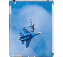Mig-29 close encounters iPad Case/Skin