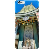 Graumans Facade iPhone Case/Skin