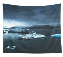 Iceland Photography #tapestry #block Wall Tapestry
