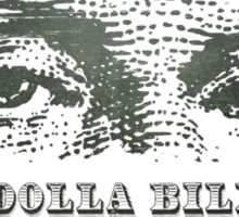 Dolla Dolla Bill Yall George Washington Sticker