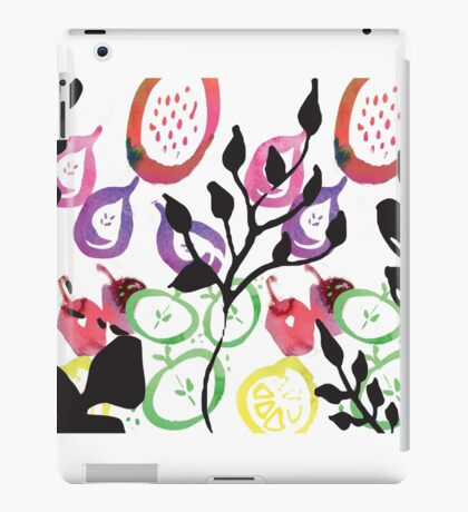 Fruits and Stems iPad Case/Skin