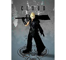 Legends of Gaming - Cloud Photographic Print