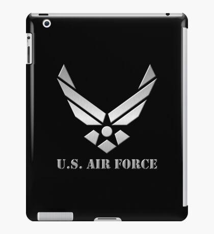 Metal U.S Air Force iPad Case/Skin