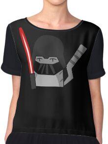 Vader Cat Chiffon Top