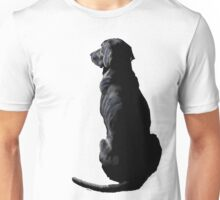 Ajax Watches the World Go By - Solo Unisex T-Shirt