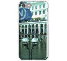 Hamburg city -tiltshift (4) iPhone Case/Skin