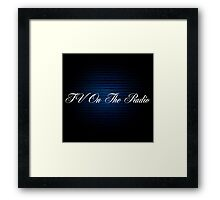 TV On The Radio (Dear Science) Framed Print