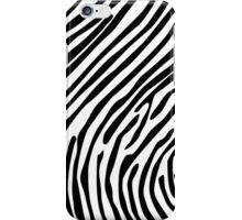 Skin of a zebra iPhone Case/Skin