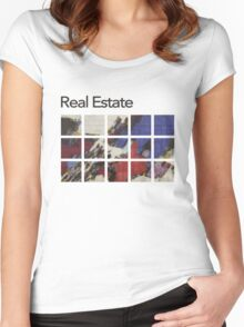 Real Estate - Atlas Women's Fitted Scoop T-Shirt