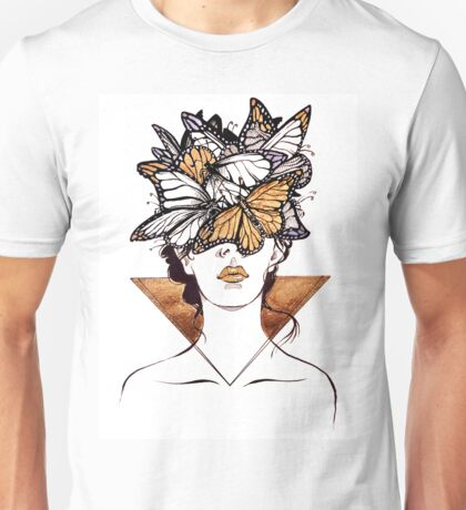 Butterfly Whisperer  Unisex T-Shirt