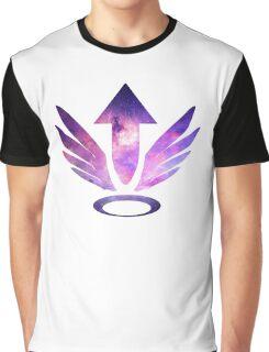 Mercy Logo - Galaxy Graphic T-Shirt