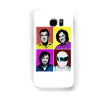 Top Gear Inspired Pop Art, All Personalities in One Samsung Galaxy Case/Skin