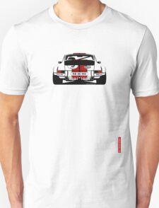 Porsche 911 rear Unisex T-Shirt