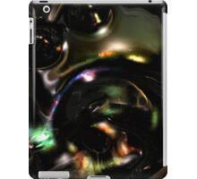 Dark Matter Disruptions I iPad Case/Skin