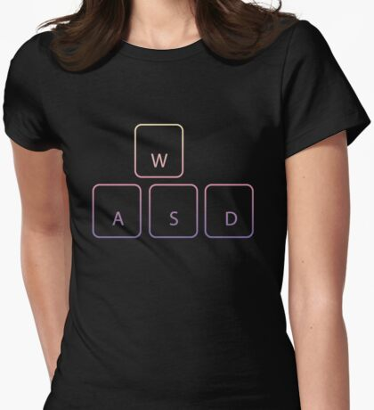 WASD Womens Fitted T-Shirt