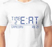 Time 2 EAT (Jersey Blue) Unisex T-Shirt