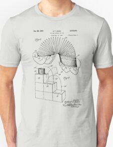 Slinky Patent 1947 Unisex T-Shirt