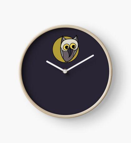 Hibou Clock
