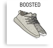 Yeezy Boosted Canvas Print