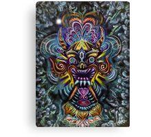 Energy Dragon Canvas Print