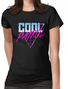Cool Patrol Womens Fitted T-Shirt