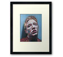 Clara #5 Framed Print