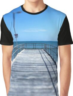 are we out of the beach Graphic T-Shirt