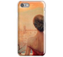 VISIONS OF FLORENCE iPhone Case/Skin