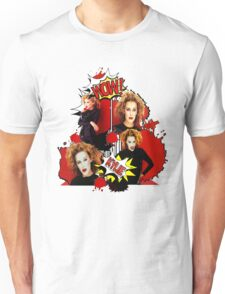 Kylie Minogue - Confide In Me - Comic Book Red Unisex T-Shirt