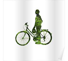 Green Transport - Male Poster