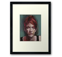 Clara #7 Framed Print