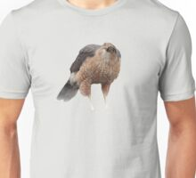 Sharp-Shinned Hawk Unisex T-Shirt