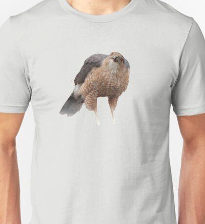 Sharp-Shinned Hawk Unisex T-Shirt