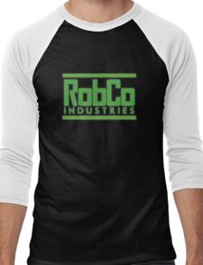 RobCo Industries Men's Baseball ¾ T-Shirt