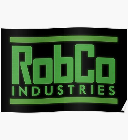 RobCo Industries Poster